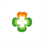 kiku211さんの「『四つ葉』をイメージしたロゴマーク」のロゴ作成への提案