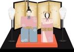 hacerさんの一般社団法人日本人形協会による、大人のひな人形のデザイン依頼ですへの提案