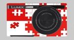 nyanko-teacherさんのパナソニックのデジタルカメラ「LUMIX」の外装デザインを募集への提案