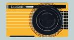 rausu55さんのパナソニックのデジタルカメラ「LUMIX」の外装デザインを募集への提案