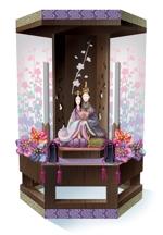 fujitakeitoさんの一般社団法人日本人形協会による、大人のひな人形のデザイン依頼ですへの提案