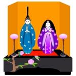 tachi_aoi1さんの一般社団法人日本人形協会による、大人のひな人形のデザイン依頼ですへの提案