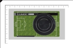 inazumaさんのパナソニックのデジタルカメラ「LUMIX」の外装デザインを募集への提案