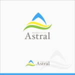 「(株)アストラル Astral」のロゴ作成への提案
