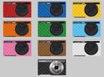 CXDEさんのパナソニックのデジタルカメラ「LUMIX」の外装デザインを募集への提案