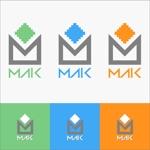 「MAK  マック」のロゴ作成への提案