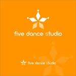 「five dance studio」のロゴ作成への提案
