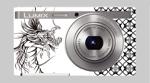 HORIMARUさんのパナソニックのデジタルカメラ「LUMIX」の外装デザインを募集への提案
