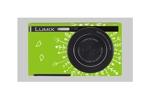 orange01さんのパナソニックのデジタルカメラ「LUMIX」の外装デザインを募集への提案