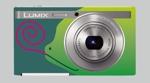 elmoelmoさんのパナソニックのデジタルカメラ「LUMIX」の外装デザインを募集への提案