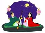 oyamadamayuさんの一般社団法人日本人形協会による、大人のひな人形のデザイン依頼ですへの提案