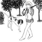 olivia-01さんの活版絵本の挿絵のようなイラストへの提案