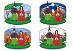 matty02さんの一般社団法人日本人形協会による、大人のひな人形のデザイン依頼ですへの提案