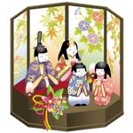 donchan226さんの一般社団法人日本人形協会による、大人のひな人形のデザイン依頼ですへの提案