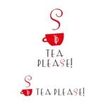 nature_acpさんの「Tea Please!」のロゴ作成への提案