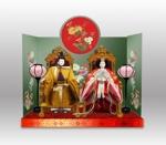 Guymoquetさんの一般社団法人日本人形協会による、大人のひな人形のデザイン依頼ですへの提案
