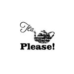 marinographさんの「Tea Please!」のロゴ作成への提案