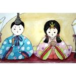 love-miyakoさんの一般社団法人日本人形協会による、大人のひな人形のデザイン依頼ですへの提案