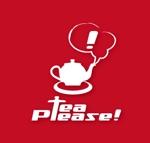 hiko-kzさんの「Tea Please!」のロゴ作成への提案