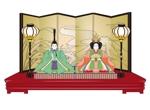 sho-raiさんの一般社団法人日本人形協会による、大人のひな人形のデザイン依頼ですへの提案