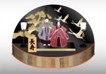 orienさんの一般社団法人日本人形協会による、大人のひな人形のデザイン依頼ですへの提案