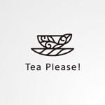 sa_akutsuさんの「Tea Please!」のロゴ作成への提案