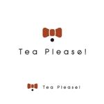chapterzenさんの「Tea Please!」のロゴ作成への提案