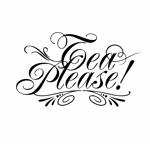 Guraさんの「Tea Please!」のロゴ作成への提案