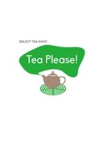 iwwDESIGNさんの「Tea Please!」のロゴ作成への提案