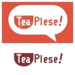 gratanさんの「Tea Please!」のロゴ作成への提案