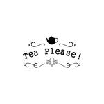 tanaka10さんの「Tea Please!」のロゴ作成への提案