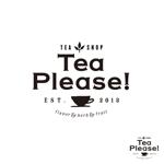 aspara_designさんの「Tea Please!」のロゴ作成への提案
