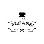 uchi0823さんの「Tea Please!」のロゴ作成への提案