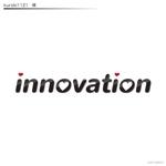 ST-SHISHOさんの「innovation 【Innovation】」のロゴ作成への提案