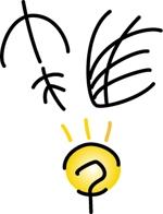 sima26さんの「雑学」のロゴ作成への提案