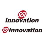 zianoさんの「innovation 【Innovation】」のロゴ作成への提案