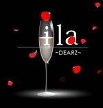 meemaさんの歌舞伎町ホストクラブ「ila.~DEARZ~」のロゴ作成への提案