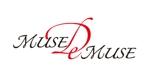 「MUSE de MUSE」のロゴ作成への提案