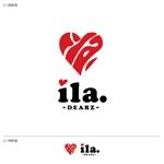 take5-designさんの歌舞伎町ホストクラブ「ila.~DEARZ~」のロゴ作成への提案