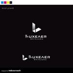 nekosmashさんの「LUXEAER または Luxeaer など」のロゴ作成への提案