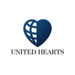 DOOZさんの「UNITED HEARTS」のロゴ作成への提案