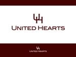 naotkoさんの「UNITED HEARTS」のロゴ作成への提案