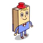 ponpokopooさんの「本」を使ったキャラクター作成への提案