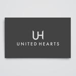 haru_Designさんの「UNITED HEARTS」のロゴ作成への提案