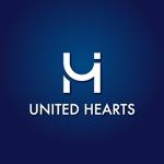 happiness_designさんの「UNITED HEARTS」のロゴ作成への提案