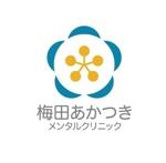 headdip7さんの「梅田あかつきメンタルクリニック」のロゴ作成への提案