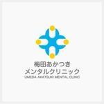 JUN_KATAOKAさんの「梅田あかつきメンタルクリニック」のロゴ作成への提案