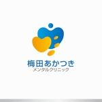 Doing1248さんの「梅田あかつきメンタルクリニック」のロゴ作成への提案