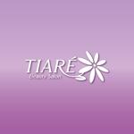 passageさんの美容室「TIARÉ」のロゴ作成への提案