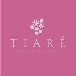 mahalohaさんの美容室「TIARÉ」のロゴ作成への提案